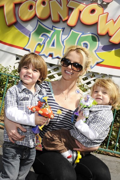 britney,+sean+and+jayden Disney World