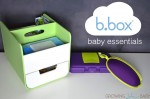 B.Box baby gear review