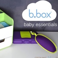 Featured Review~  Baby Essentials By B.Box {VIDEO}