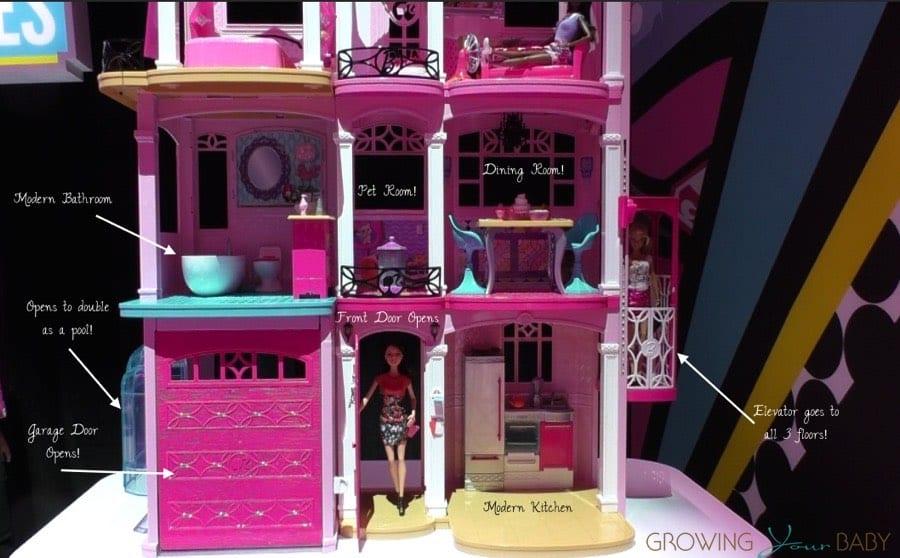 Mattel Debuts New 2015 Barbie Dream House Amp Pop Up Camper