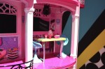 Barbie 2015 Dream house  - dining room
