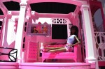 Barbie 2015 Dream house - living room
