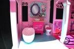 Barbie 2015 Dream house - modern bathroom