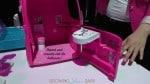 Barbie Pop-up Camper - bathroom