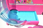 Barbie Pop-up Camper - pull out pool