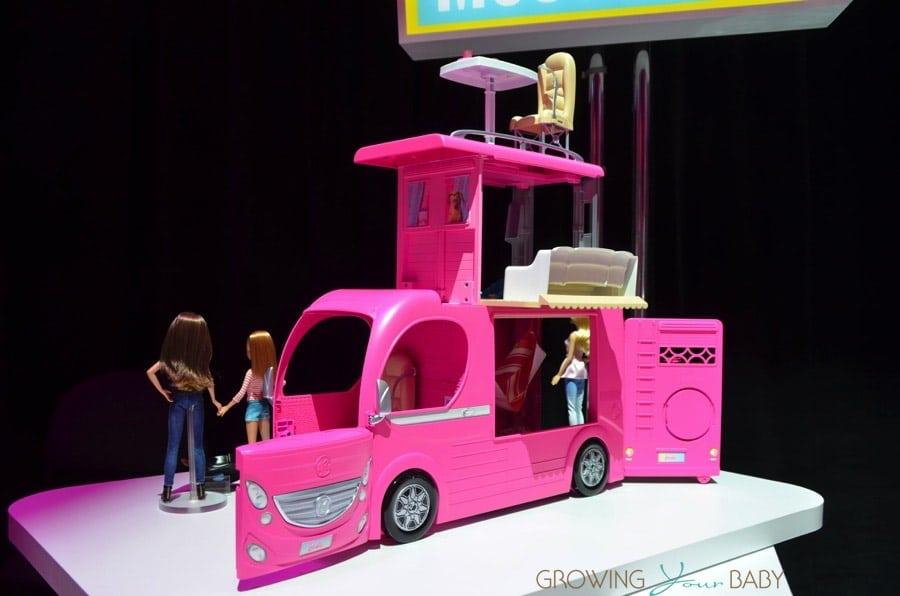 Barbie Pop Up Camper Growing Your Baby