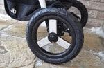 Bumbleride Indie 4 stroller - back tires