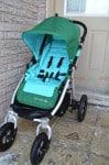 Bumbleride Indie 4 stroller - seat