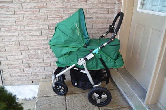 Bumbleride Indie 4 - with bassinet