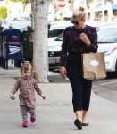 Busy Philipps and Cricket Silverstein out shopping in LA