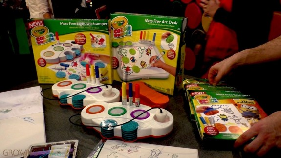 Crayola Set To Debut 4 New Creative Sets For Kids Video