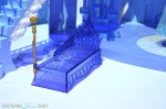 Disney's Frozen Ice Castle by Mattel - bed