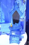 Disney's Frozen Ice Castle by Mattel - dressing table