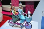 Elsa and Anna Tandem Bike by Mattel