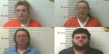 Family Arrested For Mock Kidnapping Of 6-Year-Old