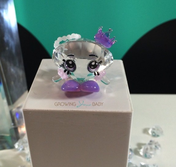 Gemma Stone Skopkin at Toy Fair 2015