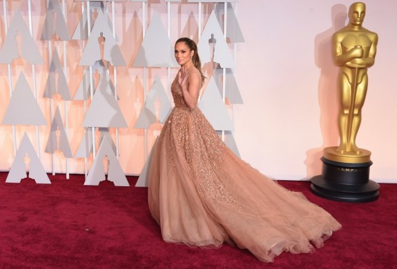 Jennifer Lopez - 87th Annual Academy Awards in Los Angeles