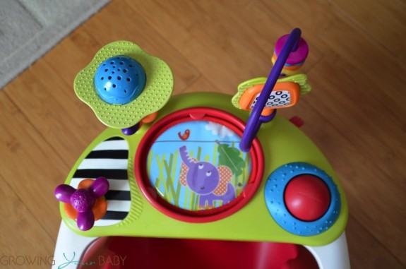 Mamas Amp Papas Baby Snug Floor Seat With Activity Tray
