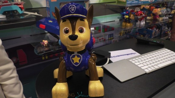 New Mission Chase Interactive Dog Toy Fair 2015