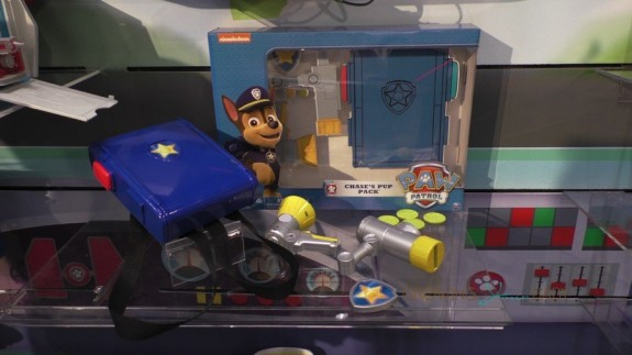 New Paw Patrol Chase Pup Pack Toy Fair