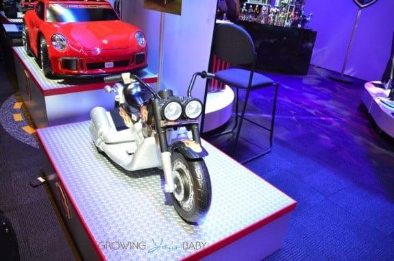 Power Wheels 2015 Harley Davidson Cruiser