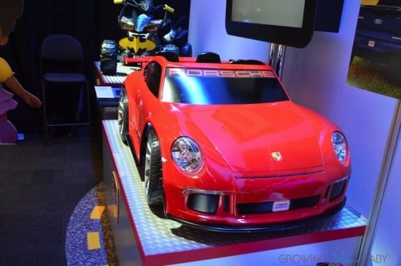 Power Wheels Porsche GT3