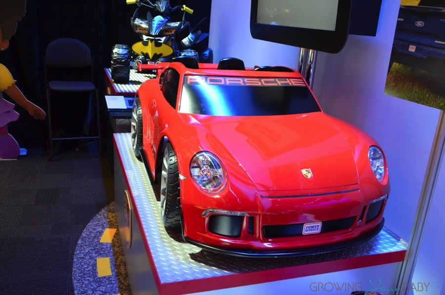 Fisher Price To Offer 3 New Power Wheels Models Porsche