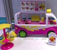 Shopkins Announces New Scoops Ice Cream Truck! {Video Preview}