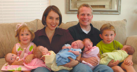 Wilkinson Quintuplets Land The Cover Of Austin Magazine