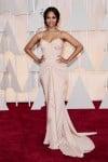 Zoe Saldana - 87th Annual Academy Awards in Los Angeles