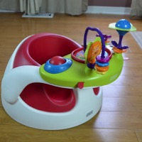 Mamas & Papas Baby Snug Floor Seat With Activity Tray {VIDEO Review}