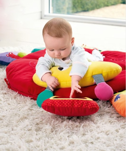 mamas & papas Lights & sounds Lotty - tummy time