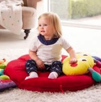 Comfort & Fun ~ Mamas & Papas Lights and Sounds Lotty Playmat {VIDEO REVIEW}