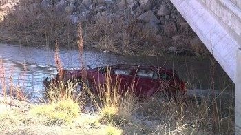 18-month-old Girl Rescued 13 Hours After Car Overturns Into River