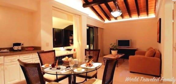 Buenaventura Grand Hotel and Spa Deluxe Room - junior suite jacuzzi