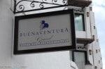 Buenaventura Grand Hotel and Spa - front door