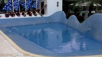 Buenaventura Grand Hotel and Spa - kids splash pool