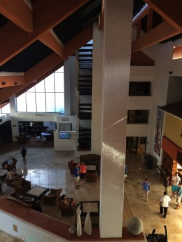 Buenaventura Grand Hotel and Spa - lobby
