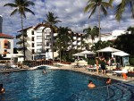 Buenaventura Grand Hotel and Spa - pool area