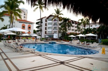 Buenaventura Grand Hotel and Spa - pool deck