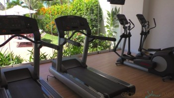 Buenaventura Grand Hotel and Spa - work out room