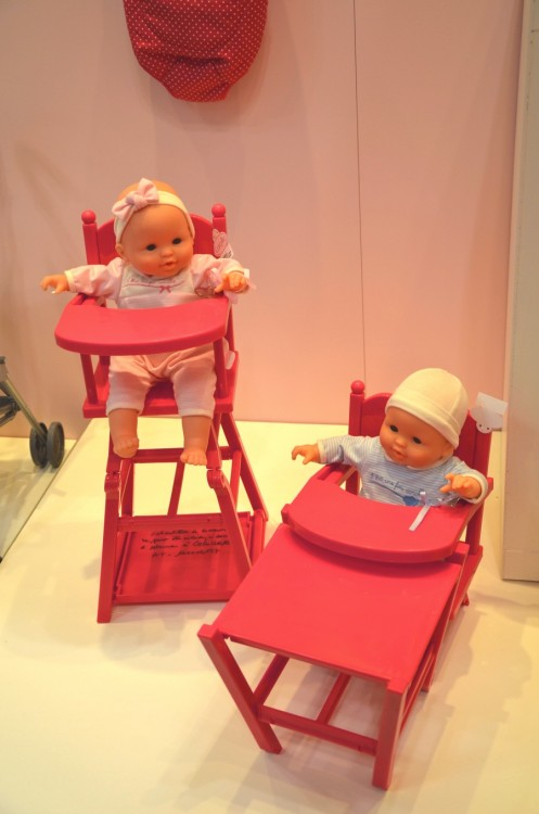 Corolle 2015 - Mon Classique converting highchair