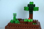 LEGO Minecraft The First Night  - creeper