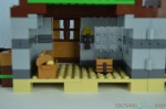 LEGO Minecraft The First Night  - inside