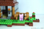 LEGO Minecraft The First Night - pig