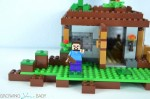LEGO Minecraft The First Night  - steve