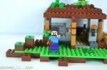LEGO Minecraft The First Night  - steve