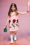 MFW Autumn:Winter 2015 - Dolce & Gabbana - Viva La Mamma young model