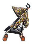 Maclaren Object of Design Orla Kiely Quest - side profile