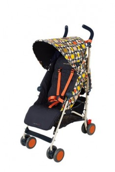 Maclaren Object of Design Orla Kiely Quest stroller
